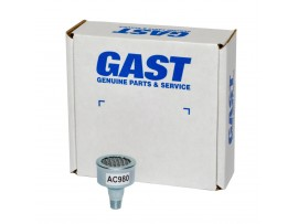 Gast AC980 - 2AM/4AM/NL32/NL42 Muffler Assembly