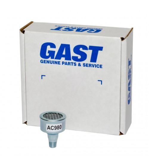 Gast AC980 - 2AM/4AM/NL32/NL42 Muffler Assembly