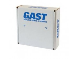 Gast AA805 - JAR GLASS 16 OZ